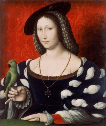Marguerite de Navarre Jean_Clouet_(Attributed)_-_Portrait_of_Marguerite_of_Navarre_-_Google_Art_Project